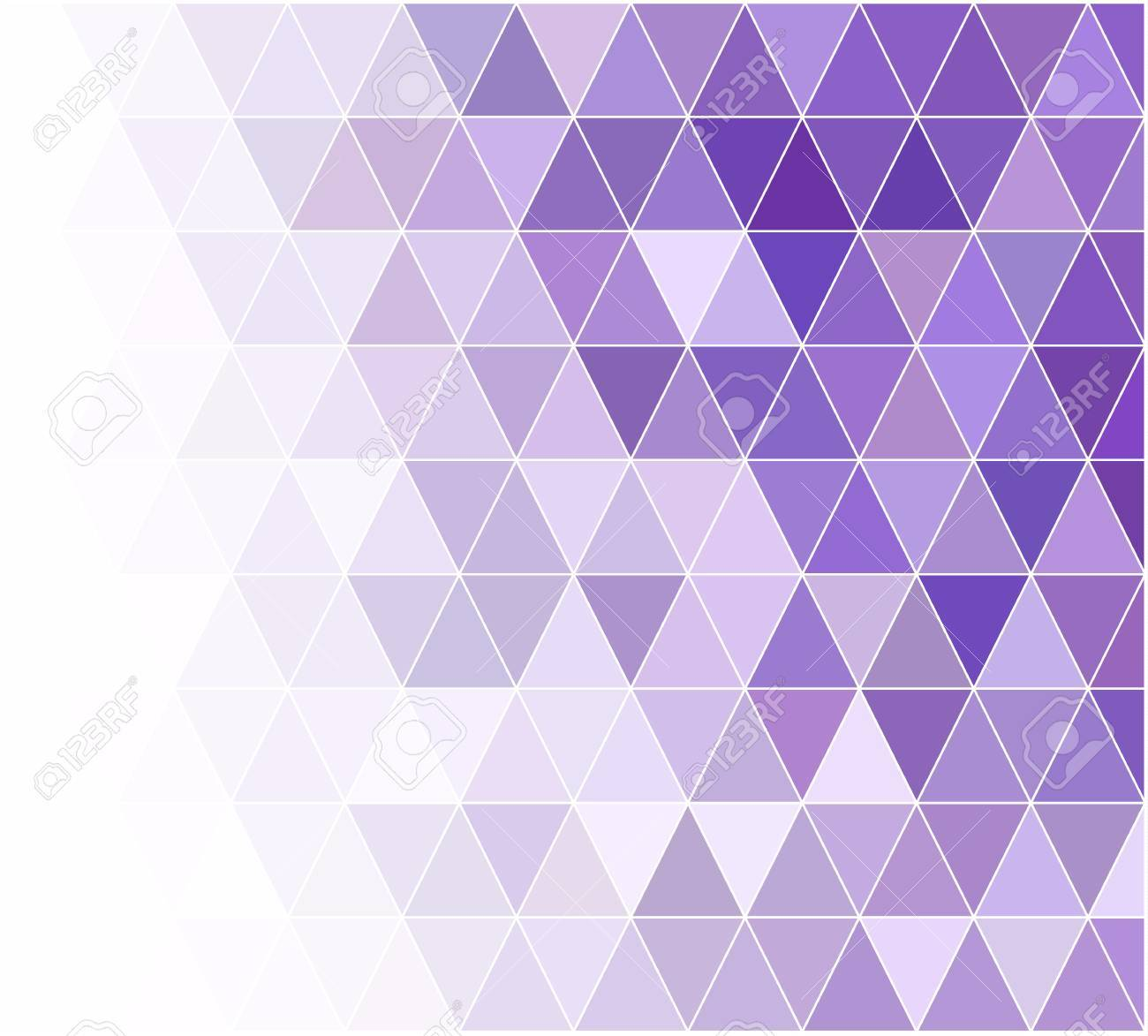 紫グリッド モザイクの背景 創造的なデザイン テンプレート