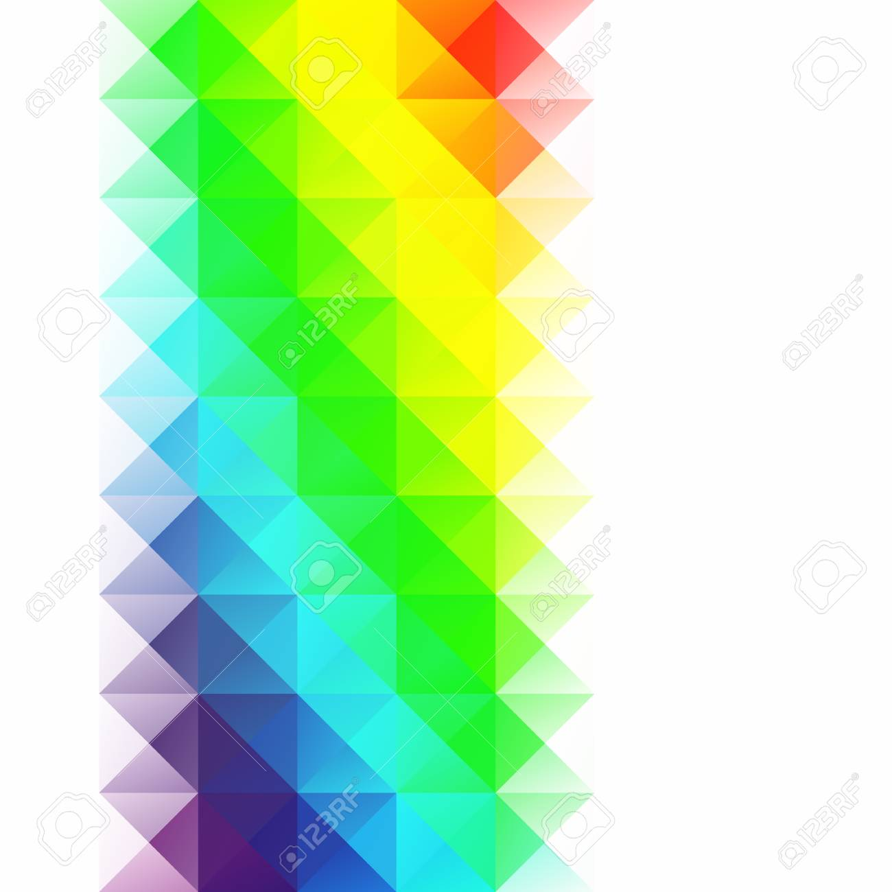 colorful grid mosaic background creative design templates royalty
