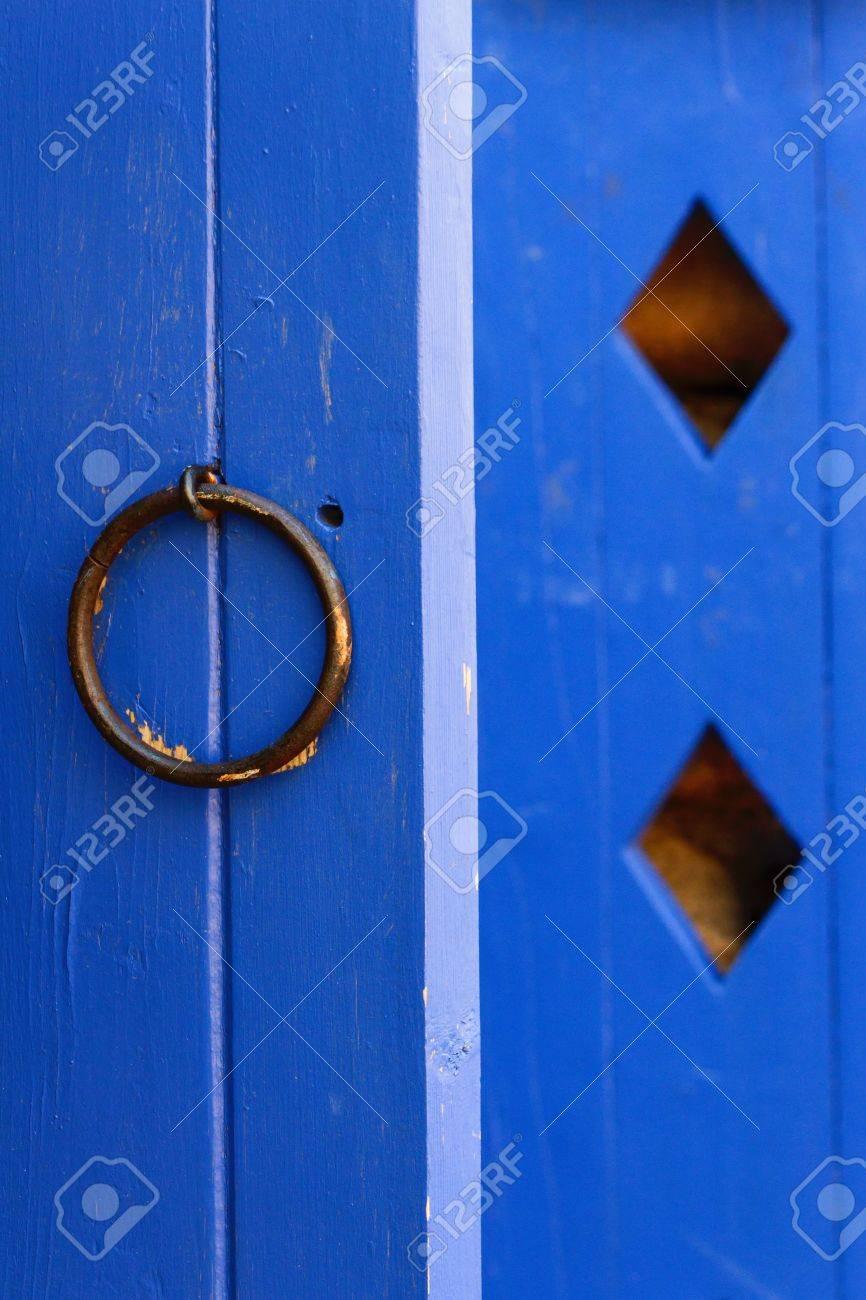 Santa Fe Door Detail Stock Photo - 15904368
