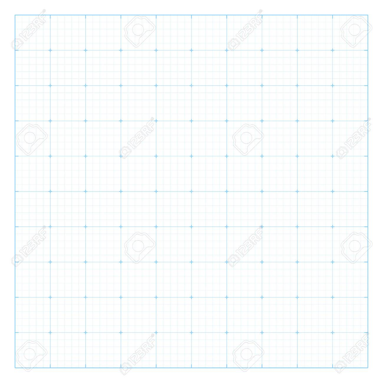 Paper blueprint background drawing paper for architectural paper blueprint background drawing paper for architectural engineering design work vector stock vector malvernweather