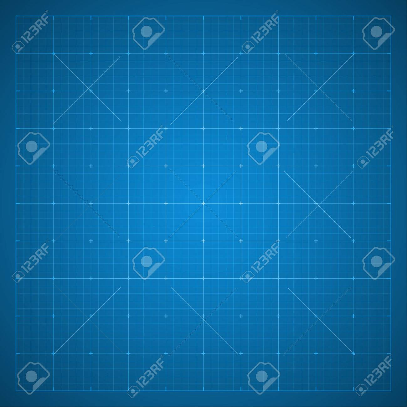 Paper blueprint background drawing paper for architectural paper blueprint background drawing paper for architectural engineering design work vector stock vector malvernweather Images