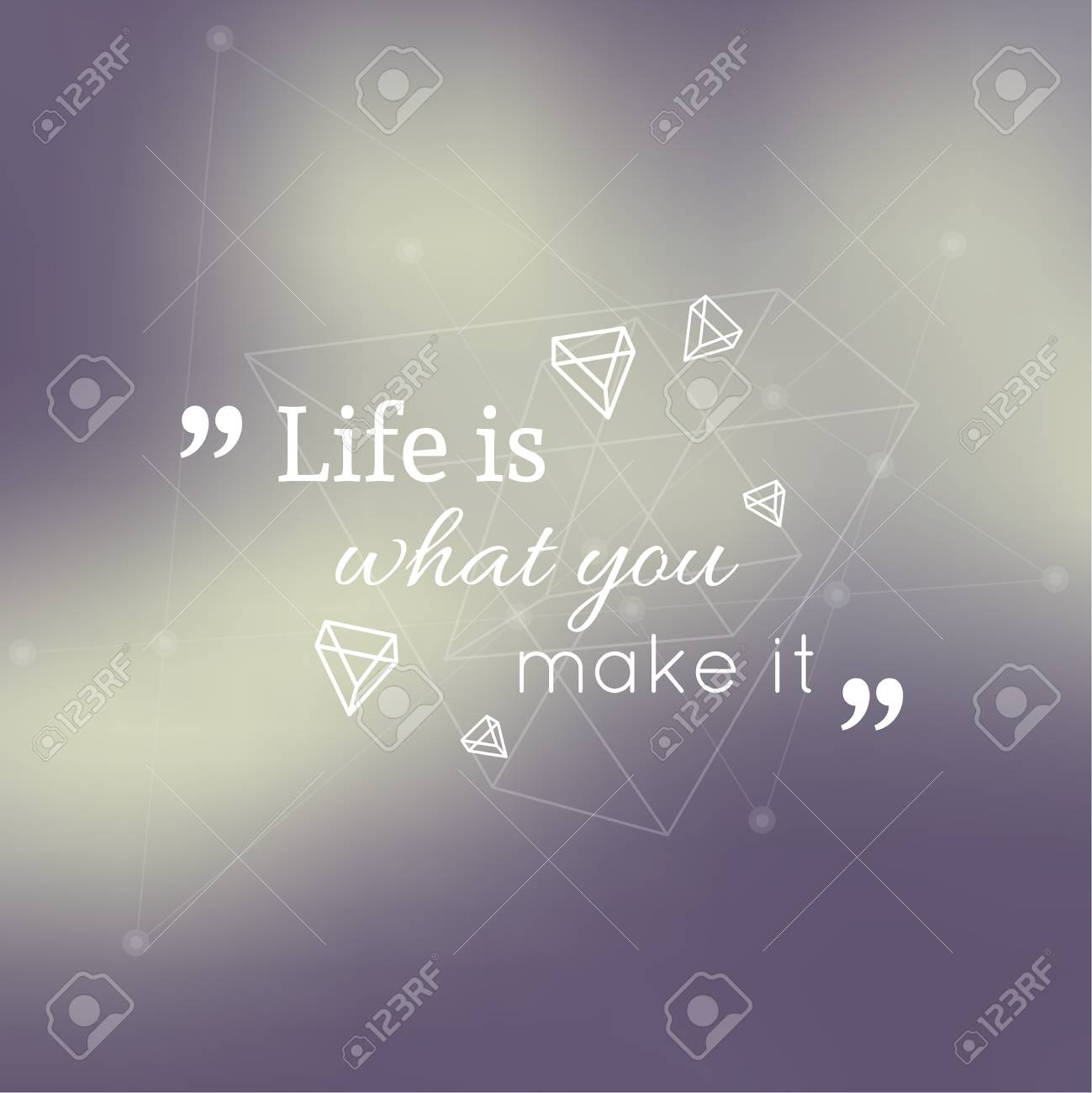 Wise Sayings And Quotes About Life Abstract Neat Blurred Backgroundinspirational Quotelife Is