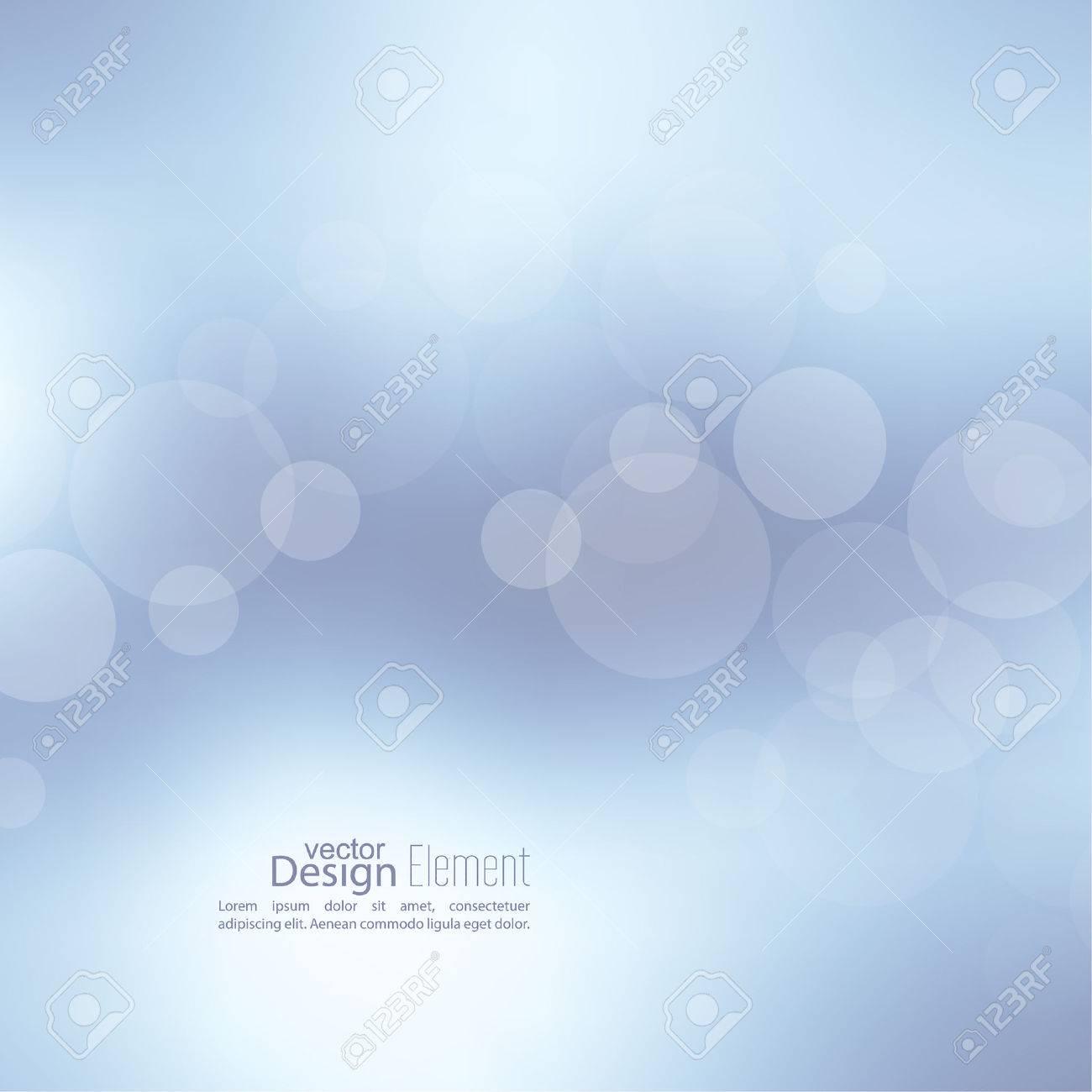 Abstract background with bokeh effect. Vector delicate backdrop. Gentle image blur. Subtle defocused wallpaper. Soft gradient. - 60483825