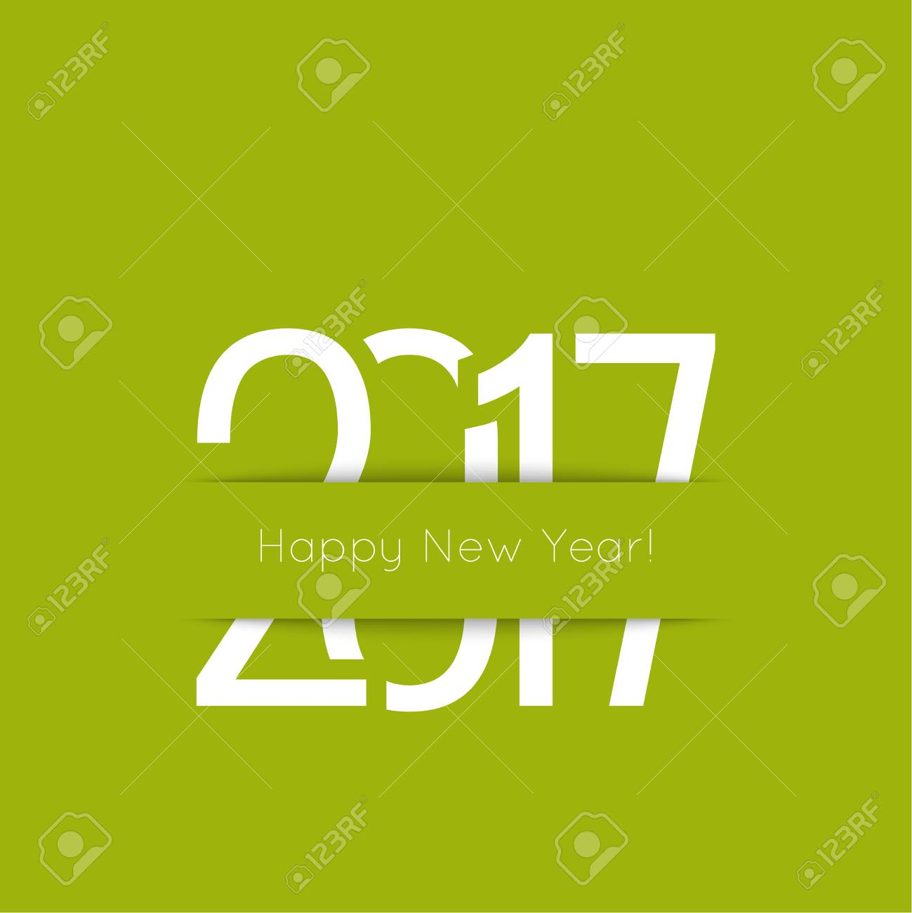 2017 happy new year background for greeting card flyer invitation poster