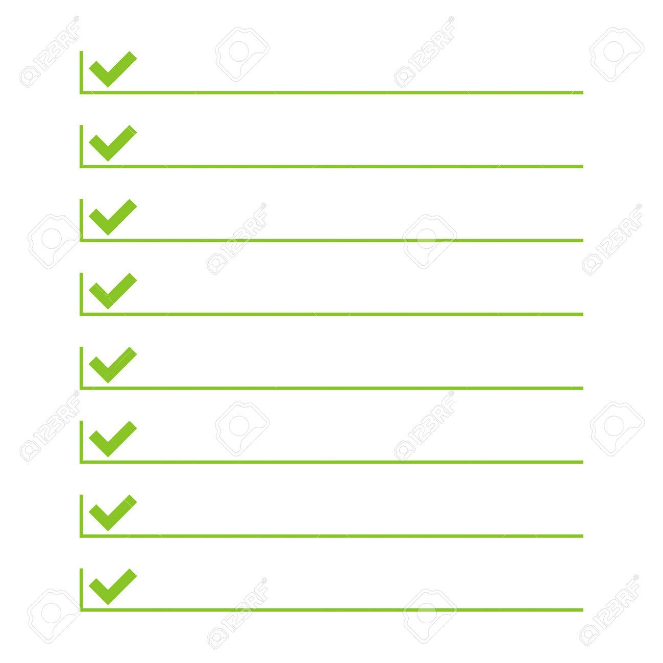 to do list checklist