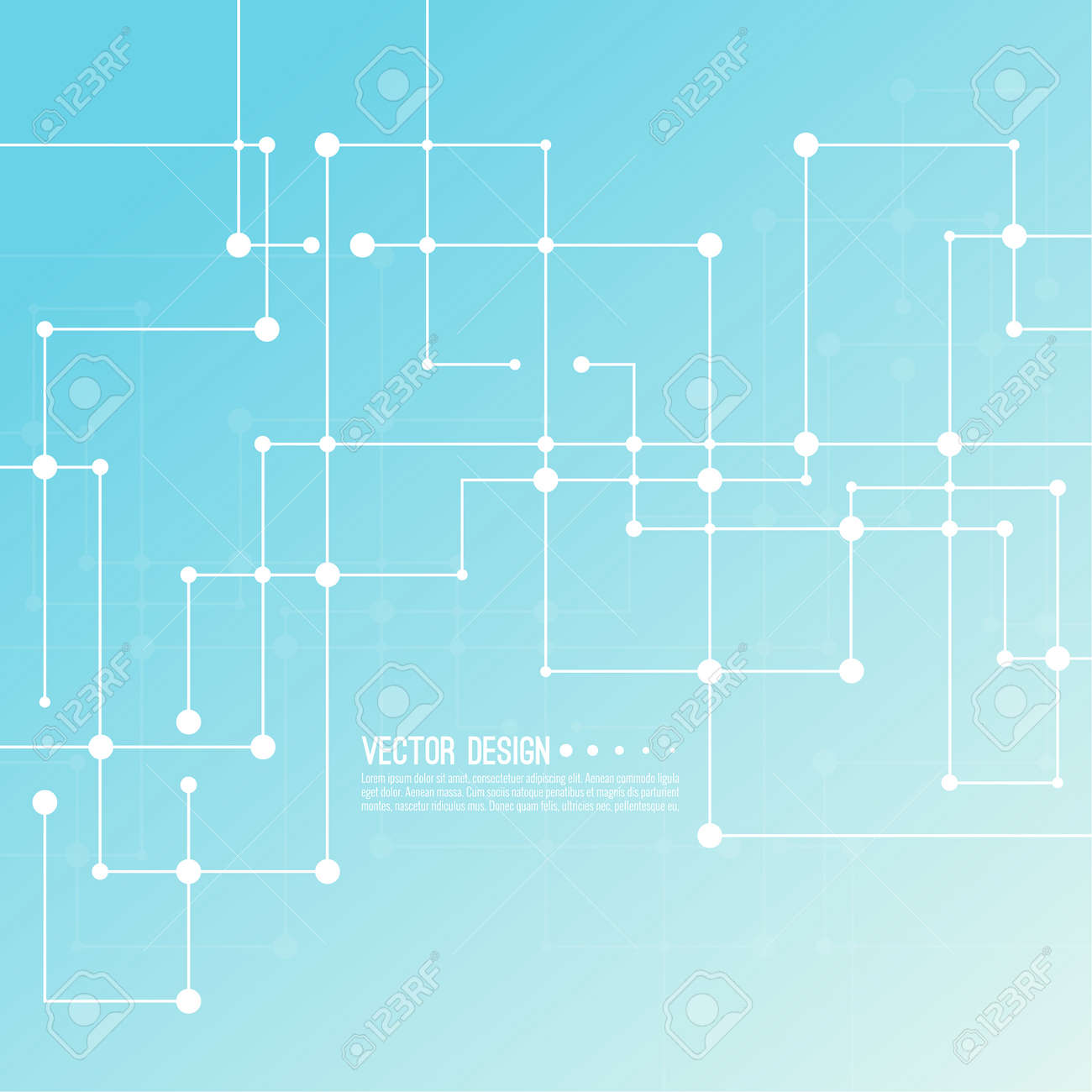 Vector abstract background. - 156531410