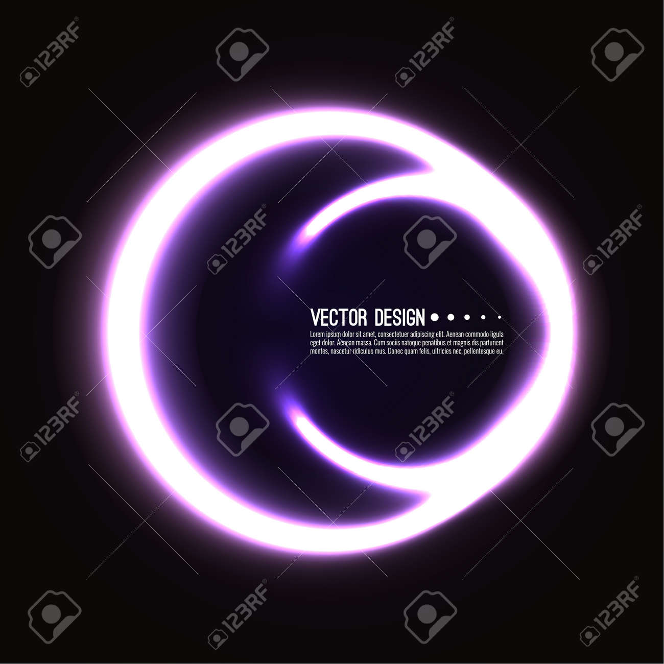 Abstract vector background - 172255117