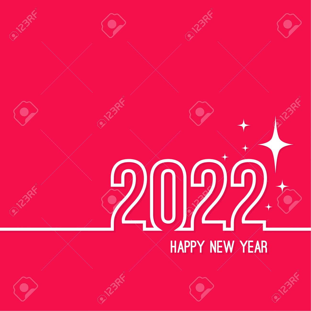Creative happy new year - 172255120