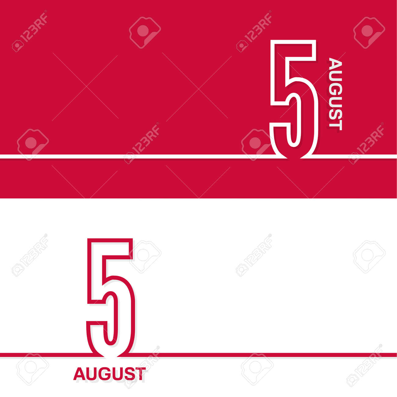 Set of vector template banners - 172255125