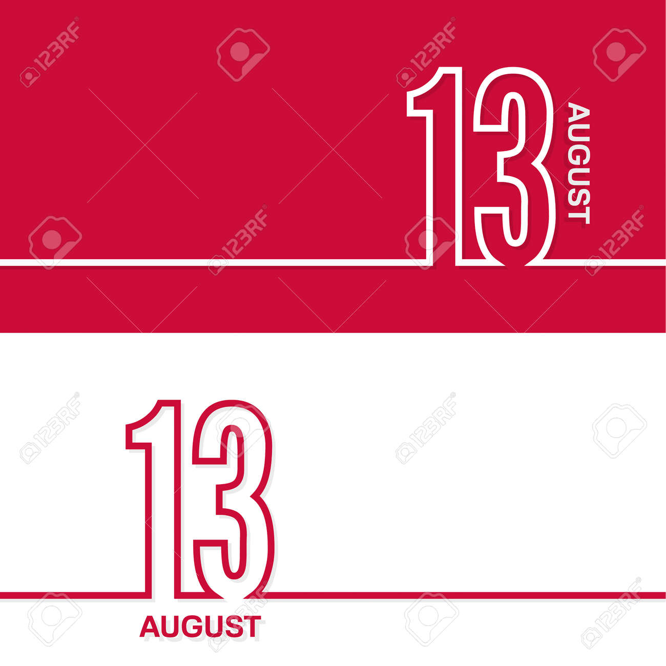 Set of vector template banners - 172255132