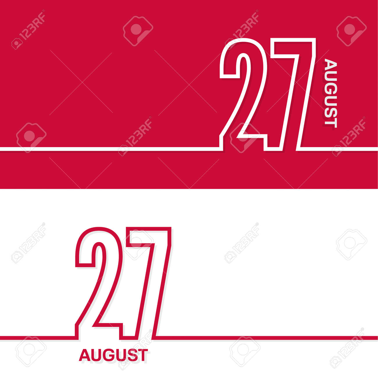 Set of vector template banners - 172255144