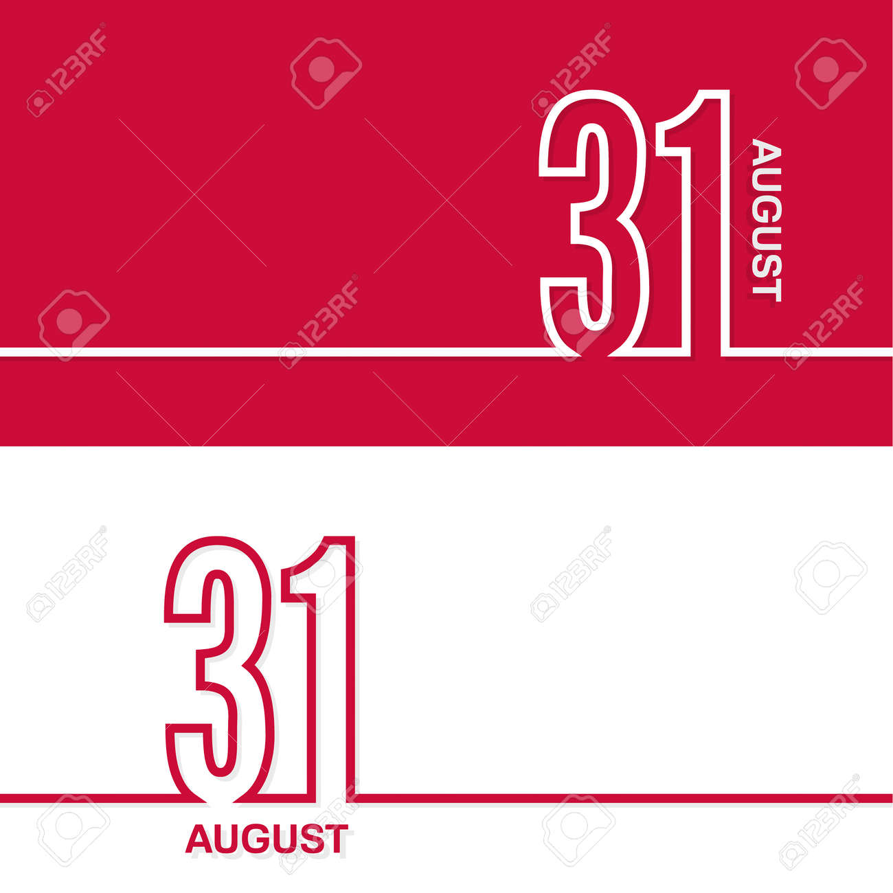 Set of vector template banners - 172255148