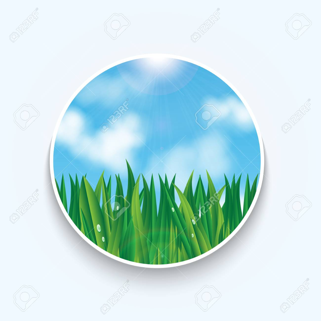 natural background eco background green grass with dew drops rh 123rf com skyvector for ipad skyvector dreams