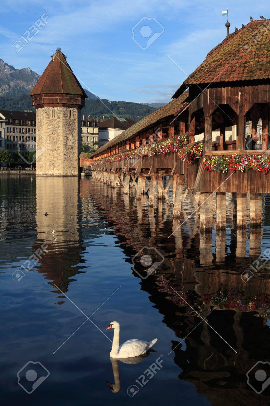 Lucerne in the past, History of Lucerne