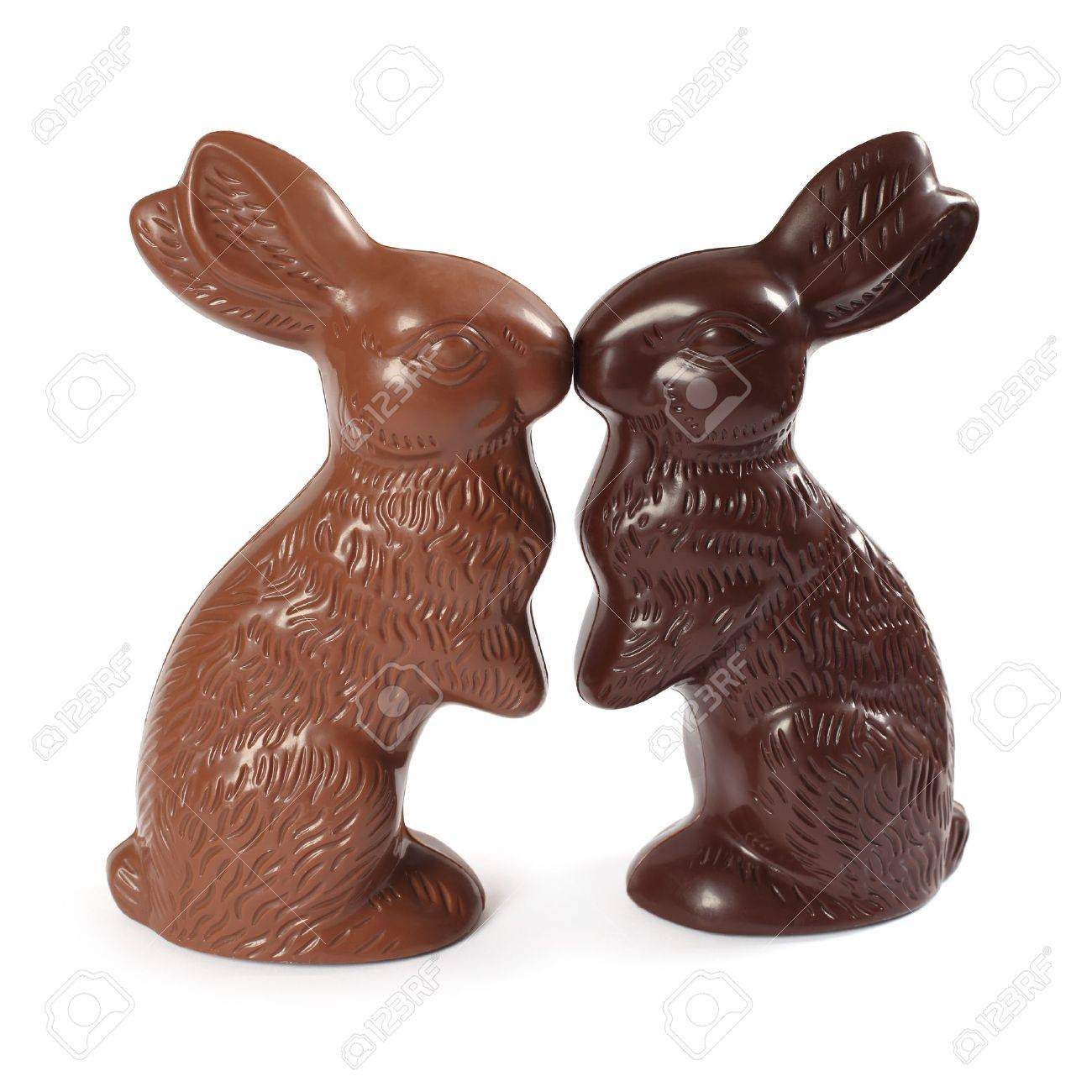 Chocolate Bunny Stock Photos. Royalty Free Chocolate Bunny Images ...
