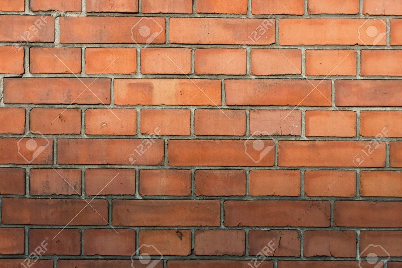 red brick wall Stock Photo - 14590707
