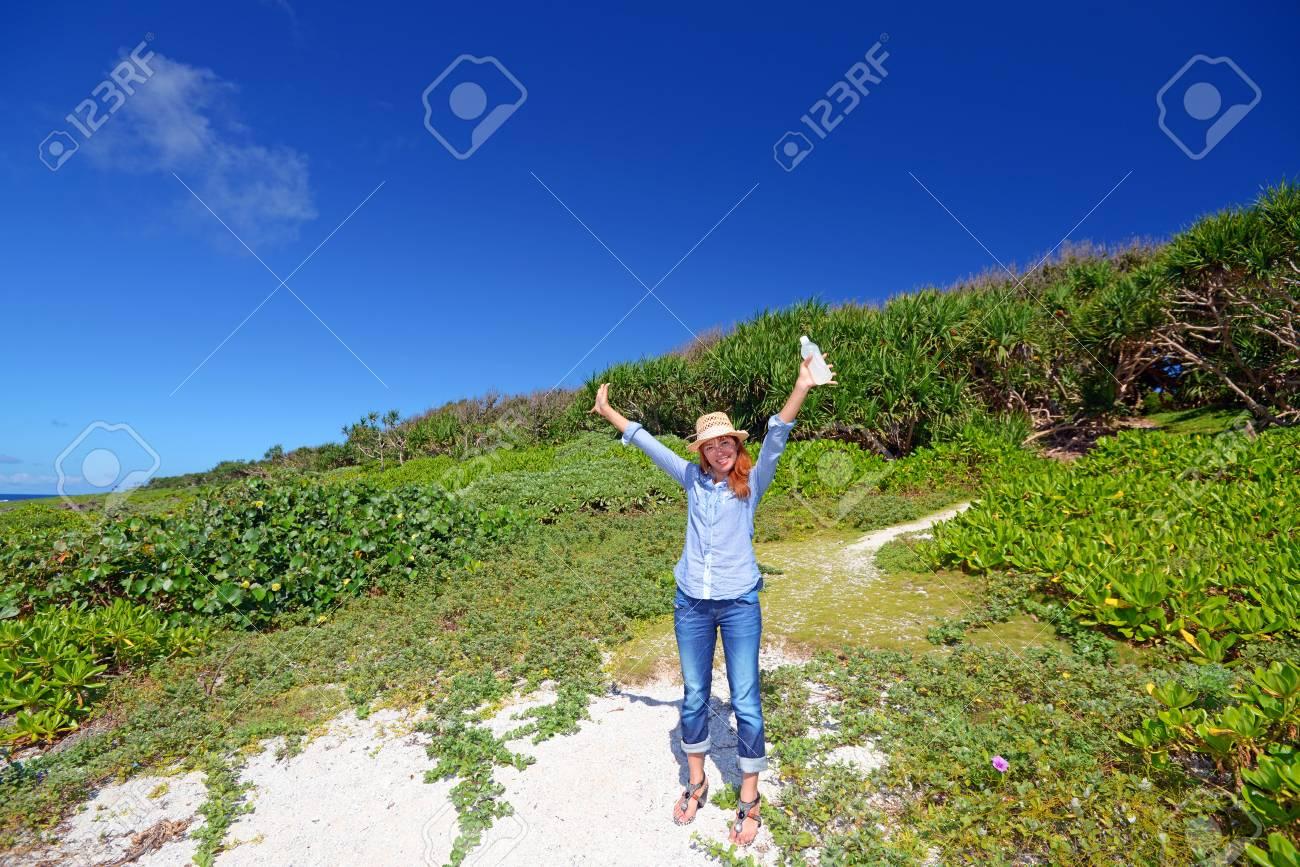 Women enjoy the sun Stock Photo - 14966671