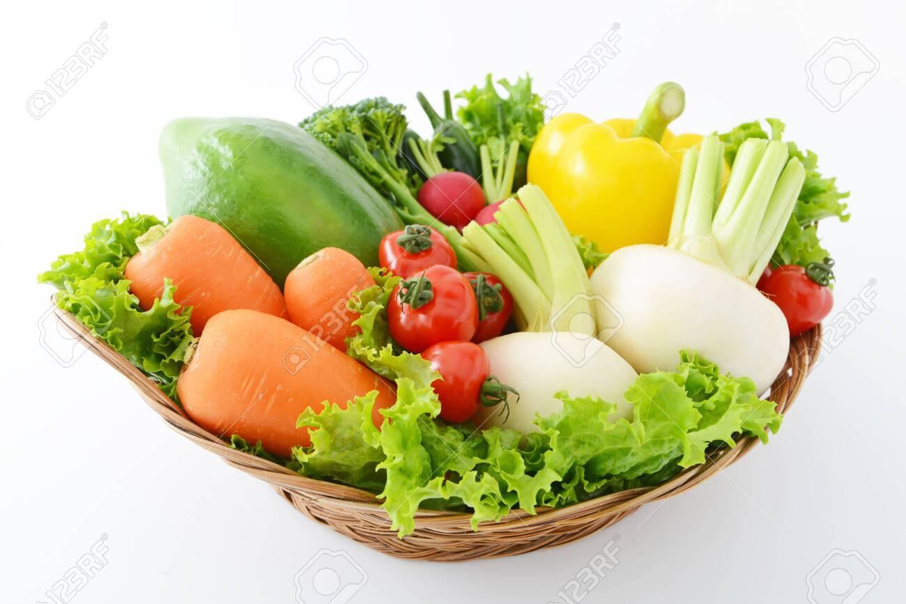 Fresh vegetables Stock Photo - 26267726