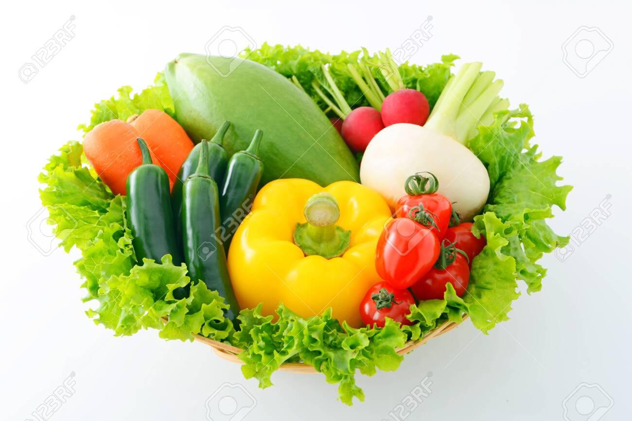 Fresh vegetables Stock Photo - 26267782