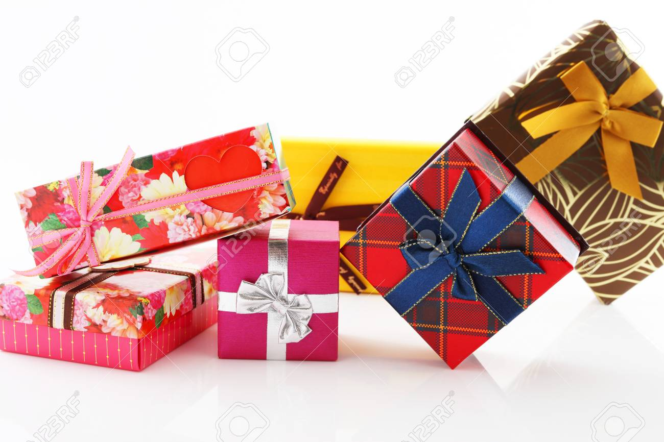 Luxury Gift Boxes With Ribbon