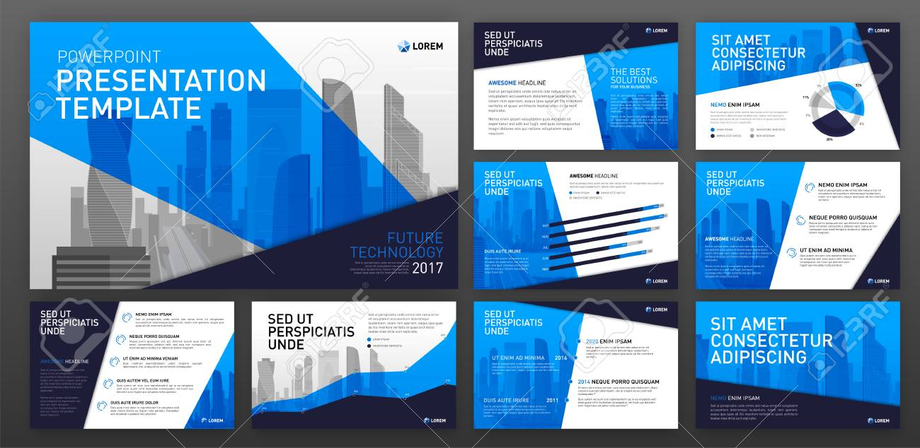 business presentation templates use for ppt layout presentation