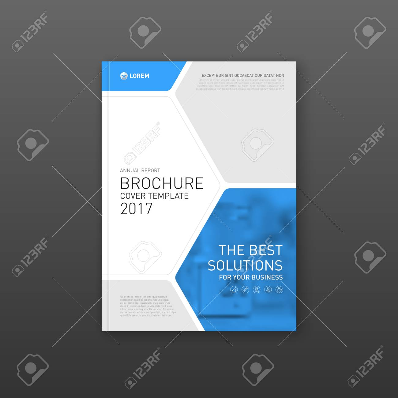 Medical Brochure Cover Template, Flyer Design Layout. Applicable Inside Pharmacy Brochure Template Free