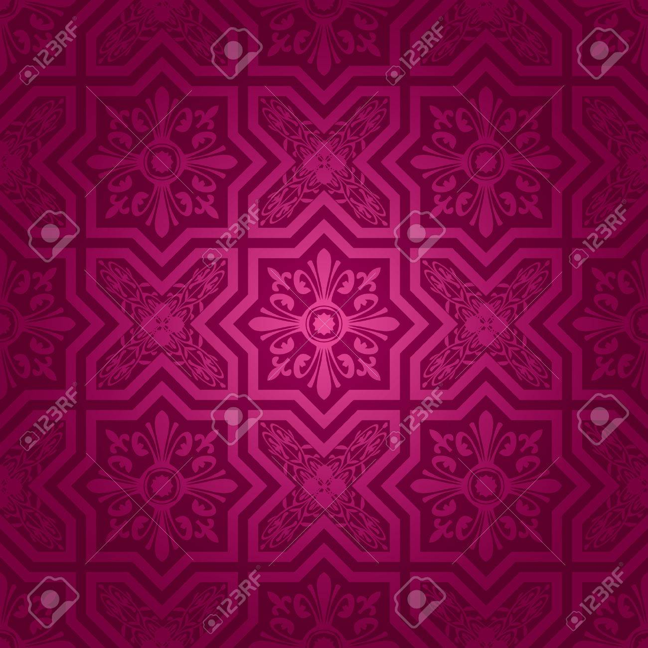 Gothic Pattern Wallpaper seamless gothic wallpaper royalty free cliparts, vectors, and