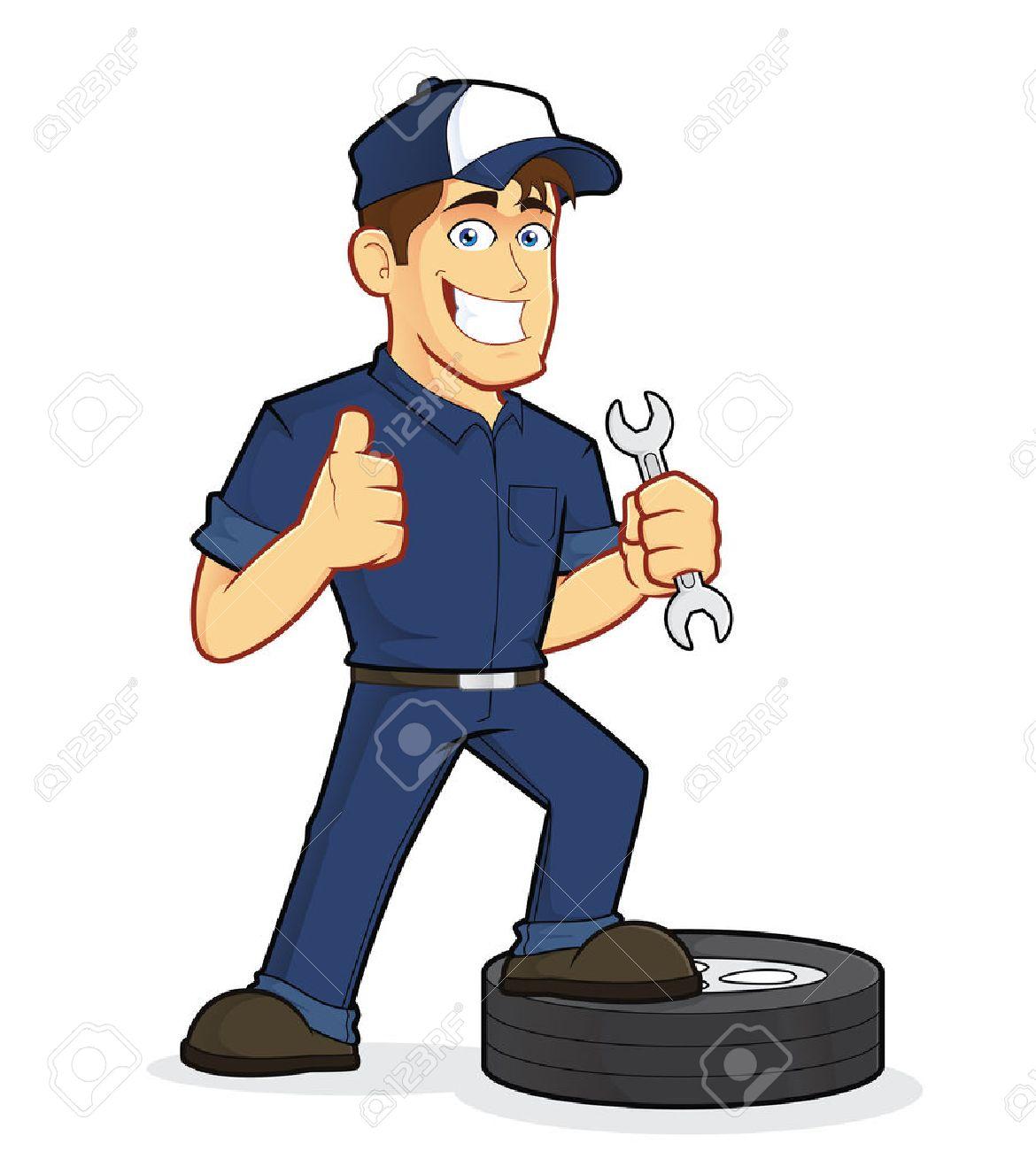 Auto Mechanic - 33039082