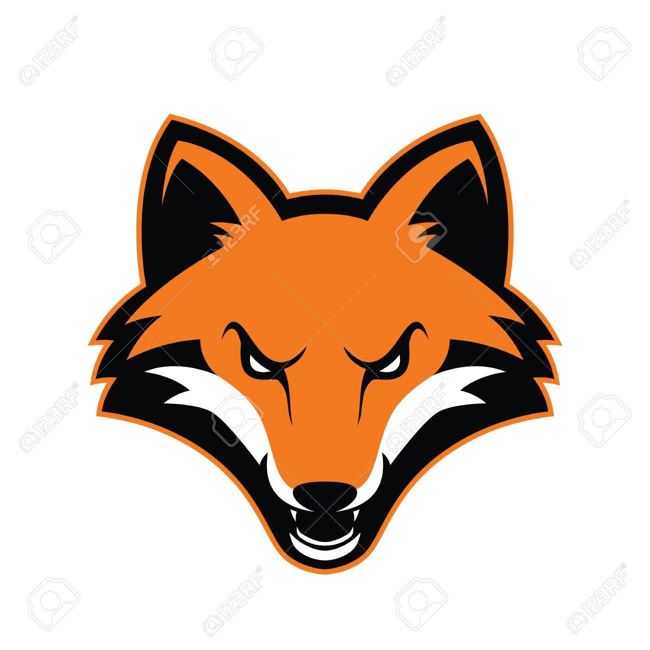 Fox Head Mascot Royalty Free Cliparts Vectors And Stock Illustration Image 83784042