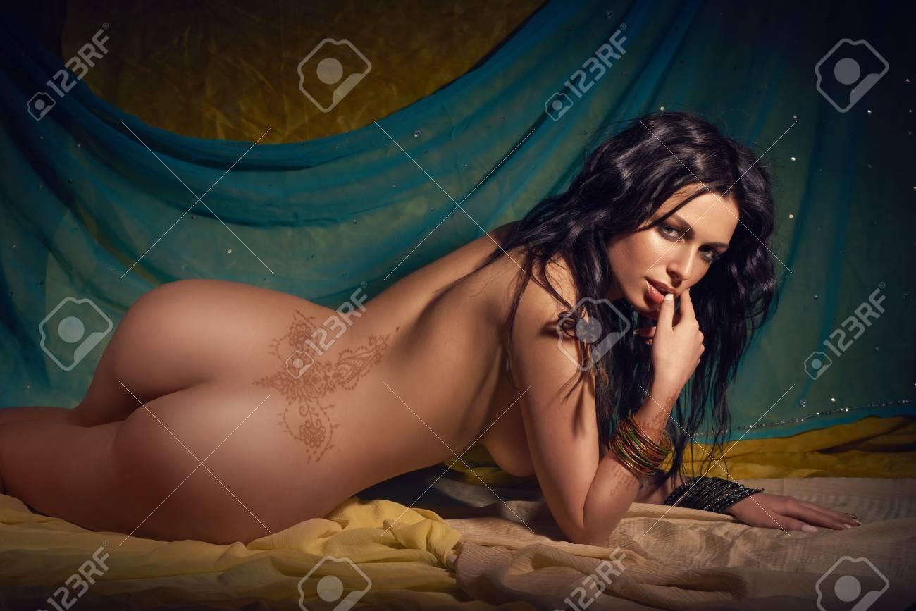 Nudes allure magazine