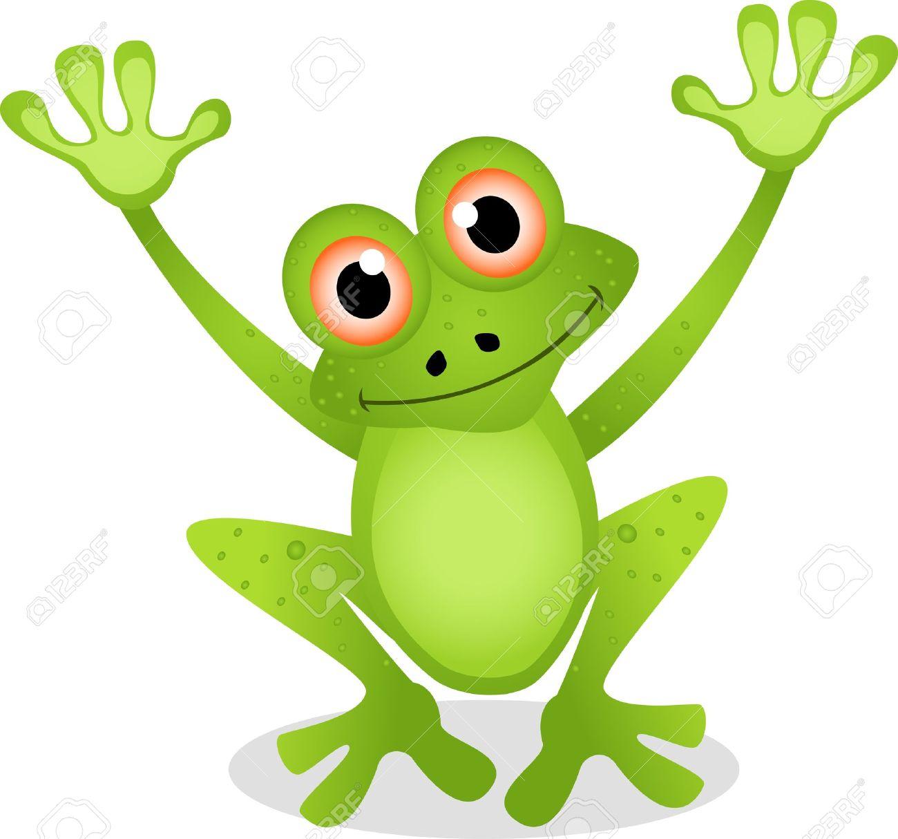 Color cartoon photos of frogs - Frog Funny Frog Cartoon