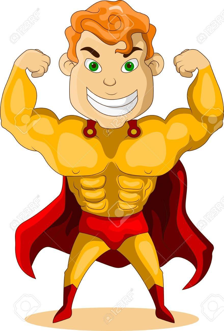 strong hero - 15280946