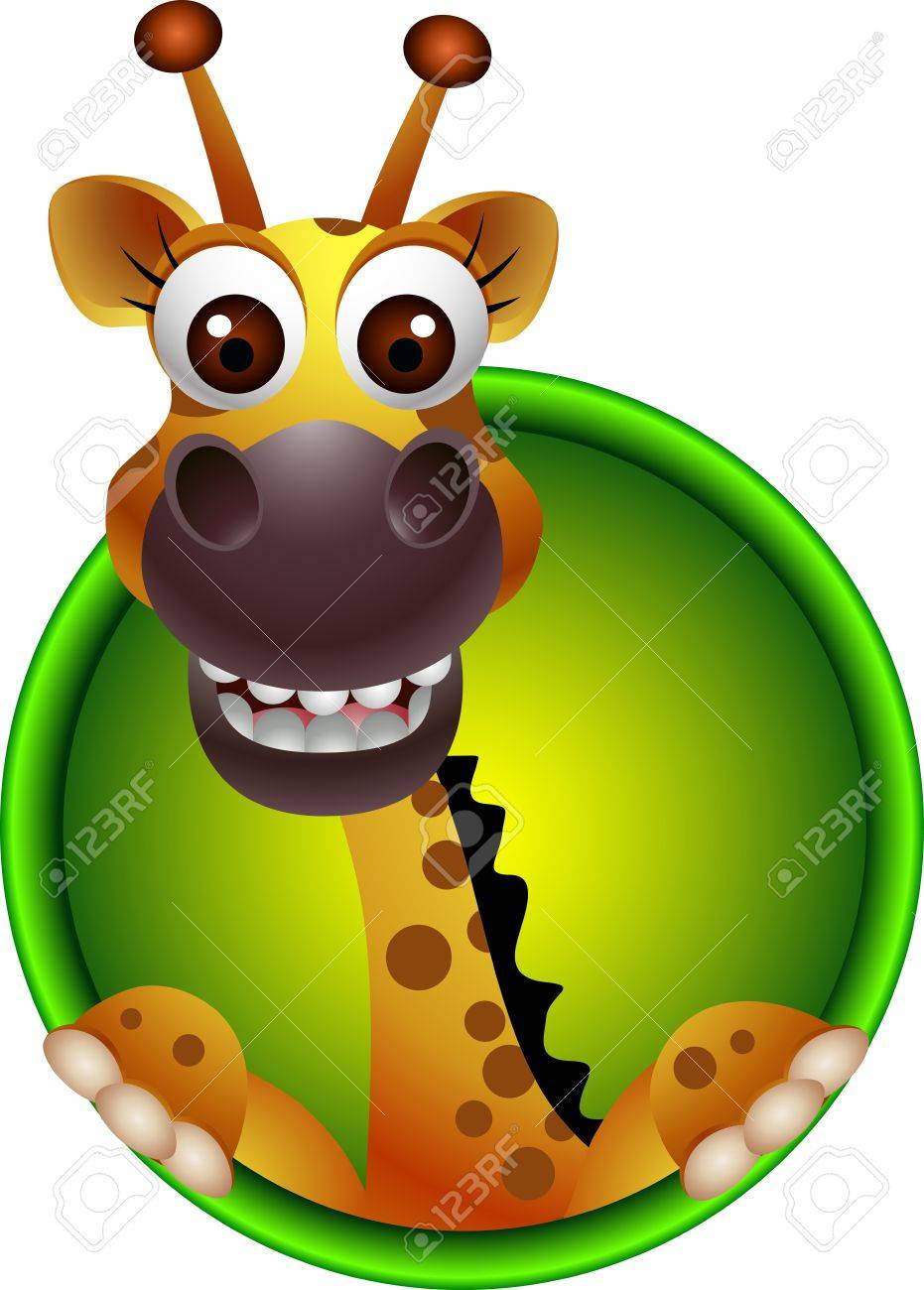 2 452 giraffe head cliparts stock vector and royalty free giraffe
