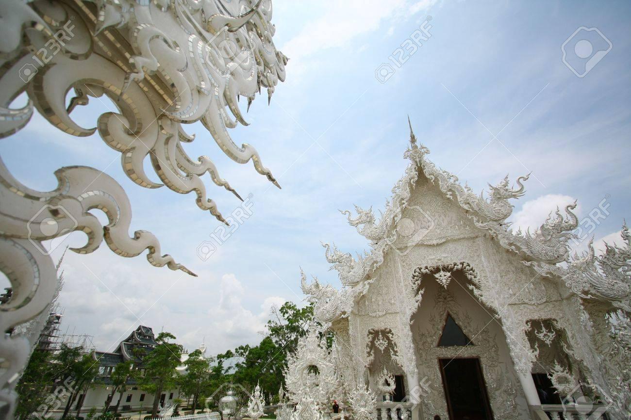 Wat Rong Kun Stock Photo - 5098638