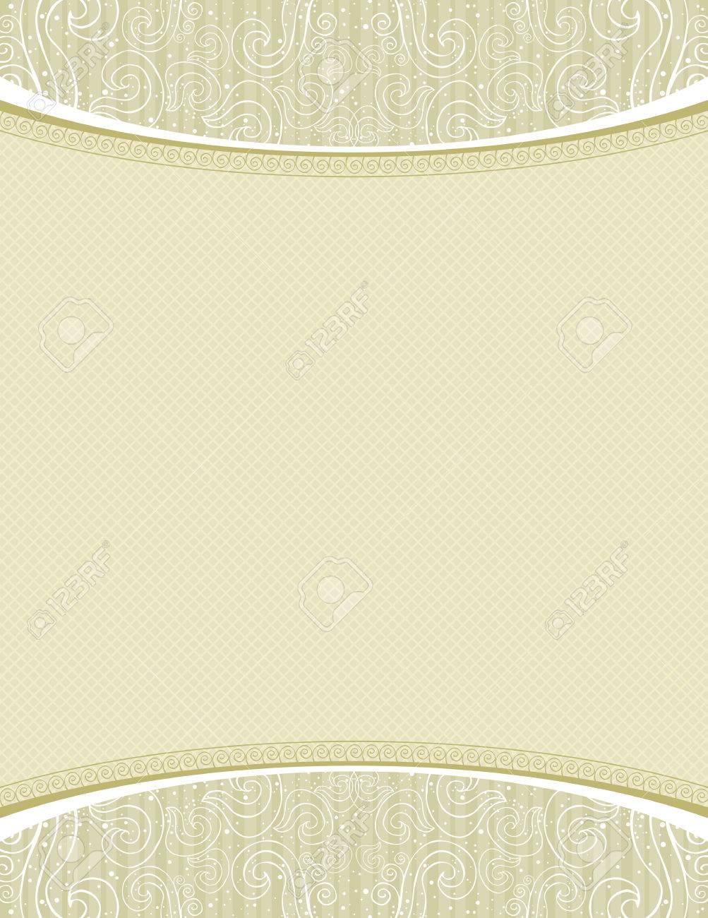 beige certificate background Stock Vector - 7745263