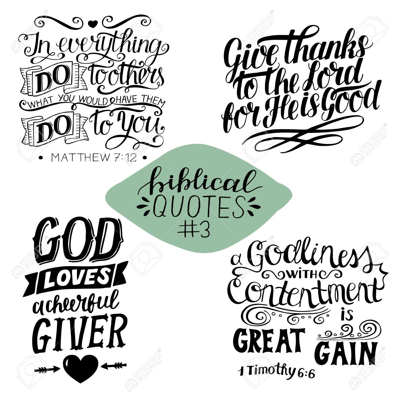 collection bible verses do to others give thanks to