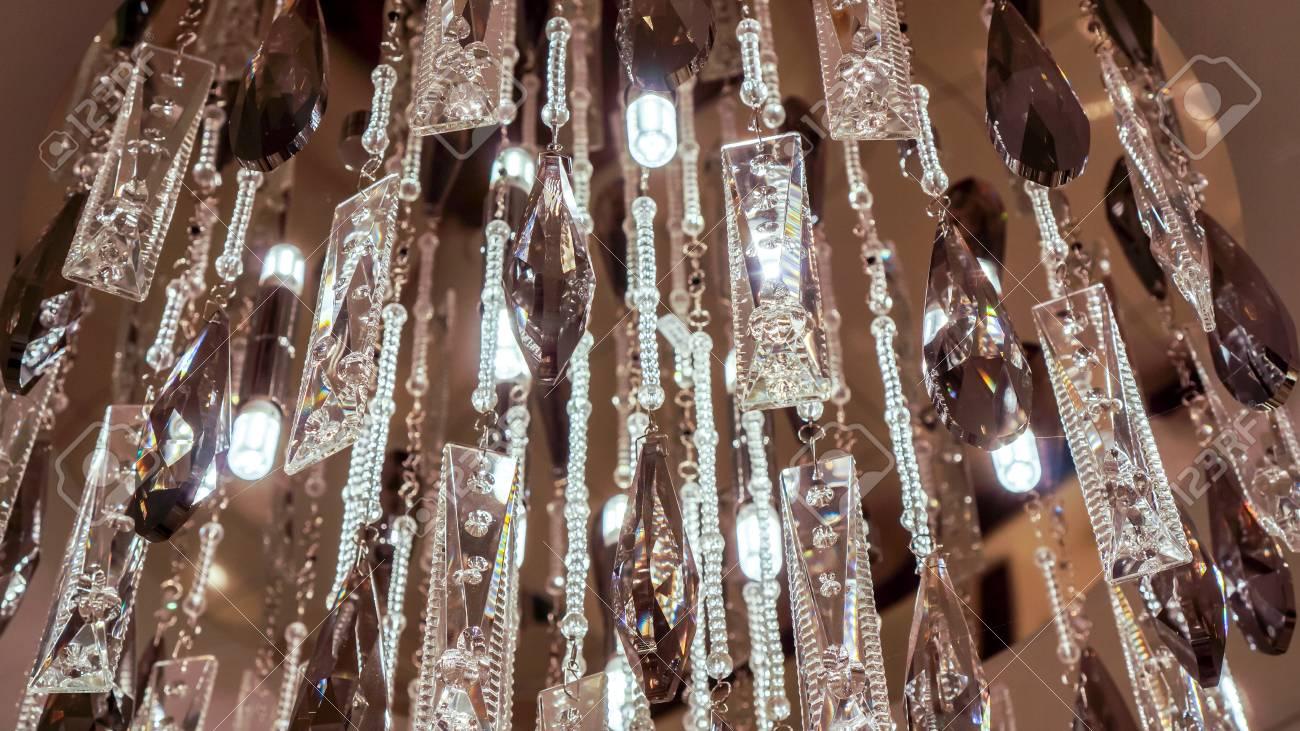 Kristall Perlen Kronleuchter ~ Brilliant shining von luxus modernen kronleuchter mit perlen und