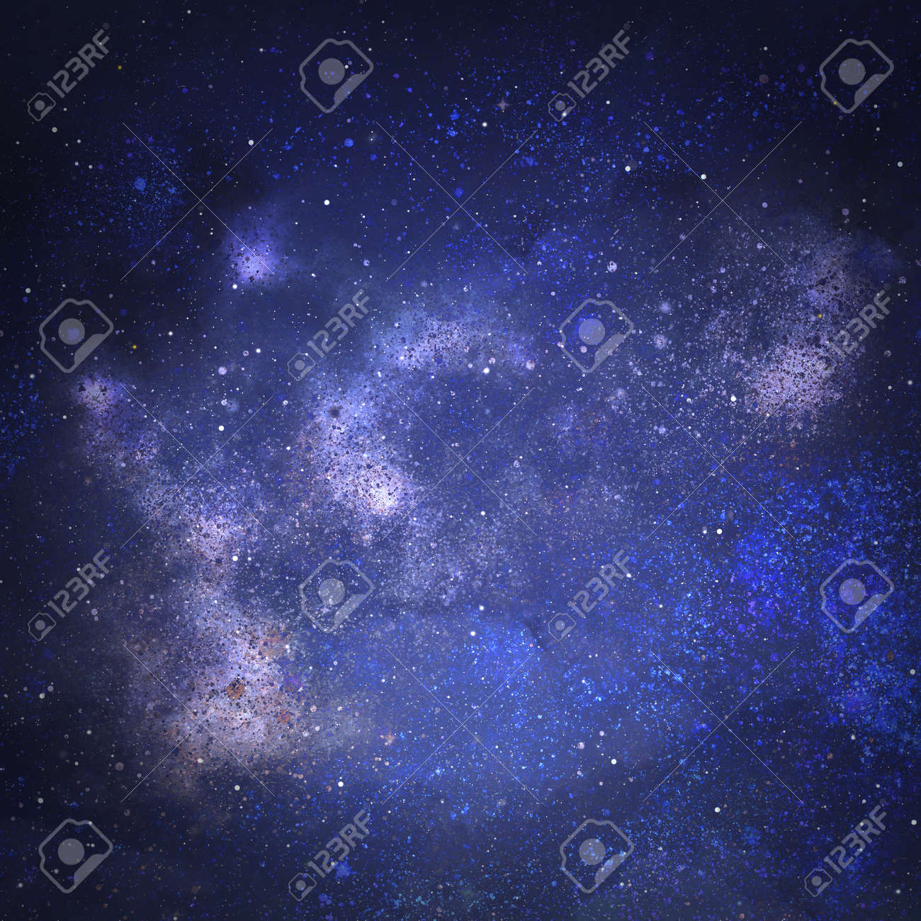 Night sky with stars as background. Universe - 166353185