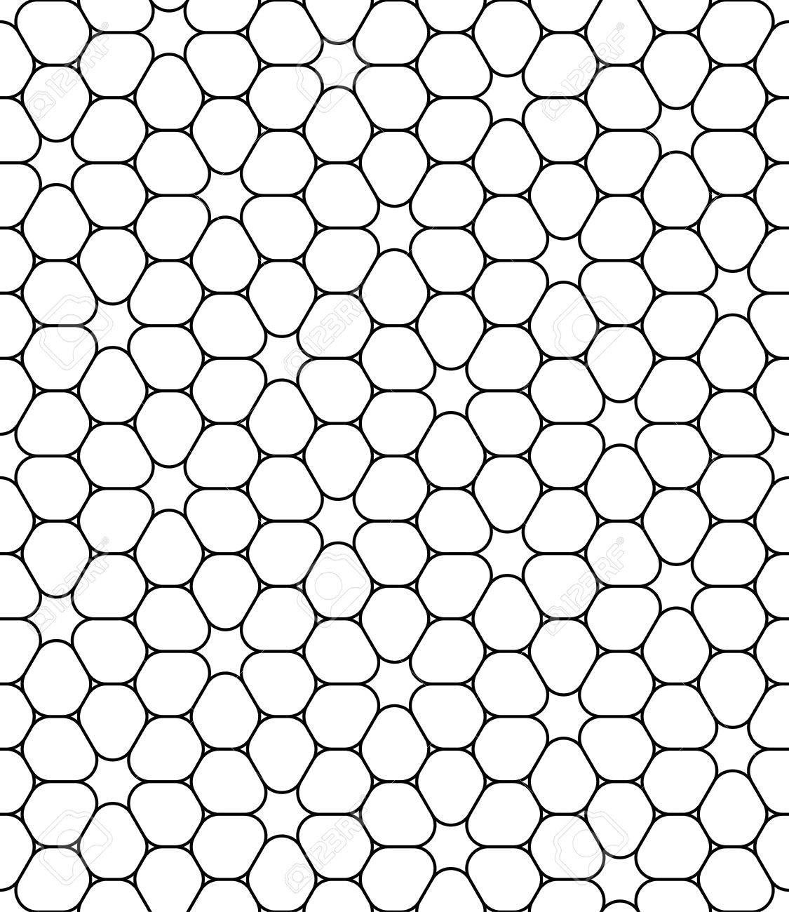 Vecteur Modèle De La Géométrie Transparente Moderne Bio, Noir Et ...
