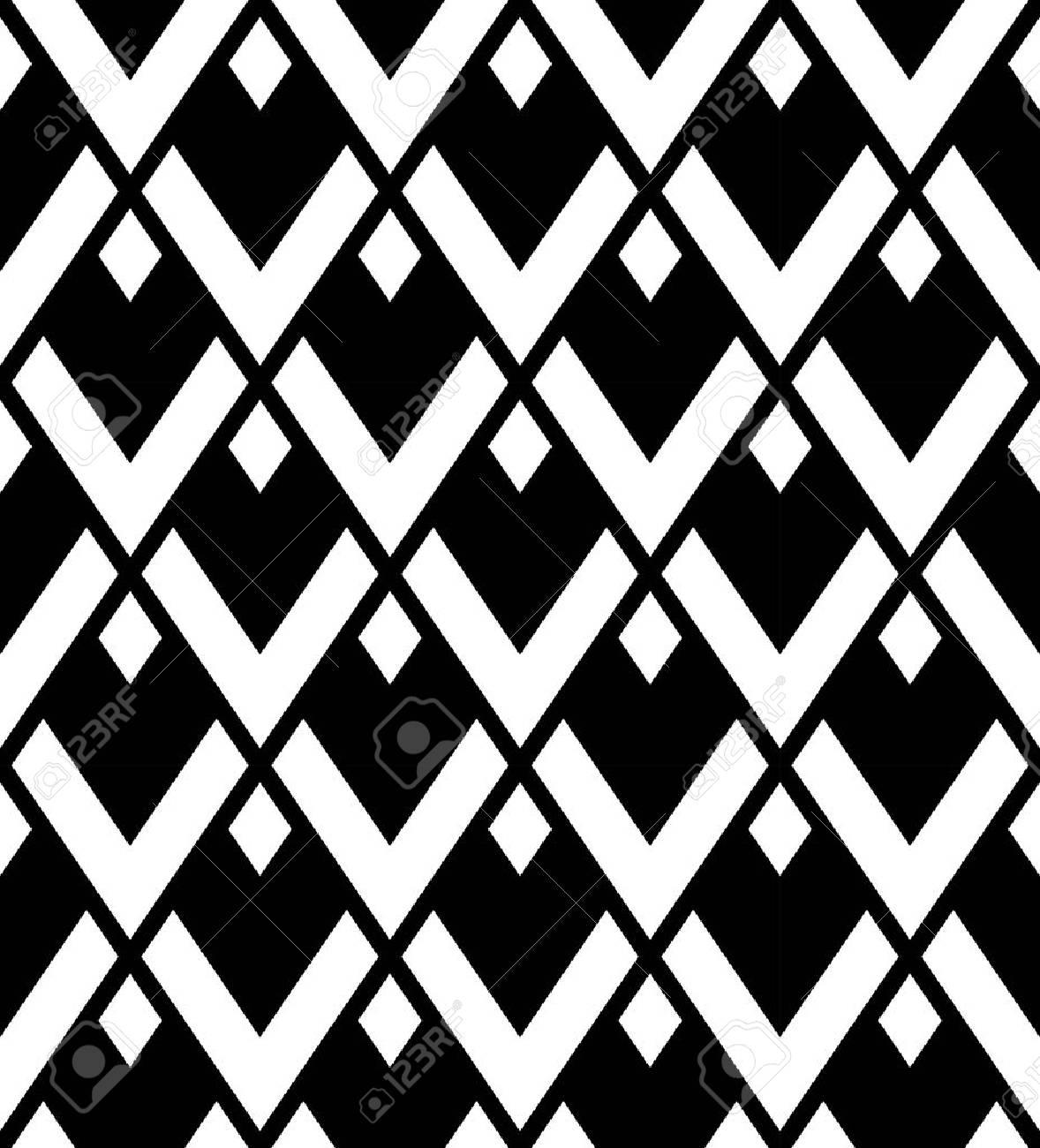 Geometrische Muster Dreieck