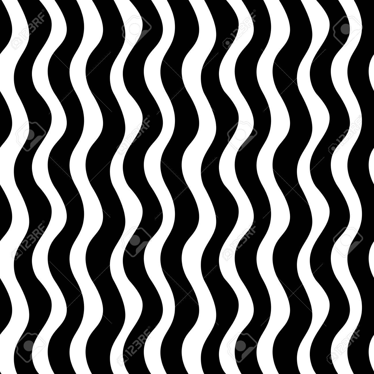 Blanco Y Negro Diseño Gráfico Patrón De Tejido Estampado Geométrico ...