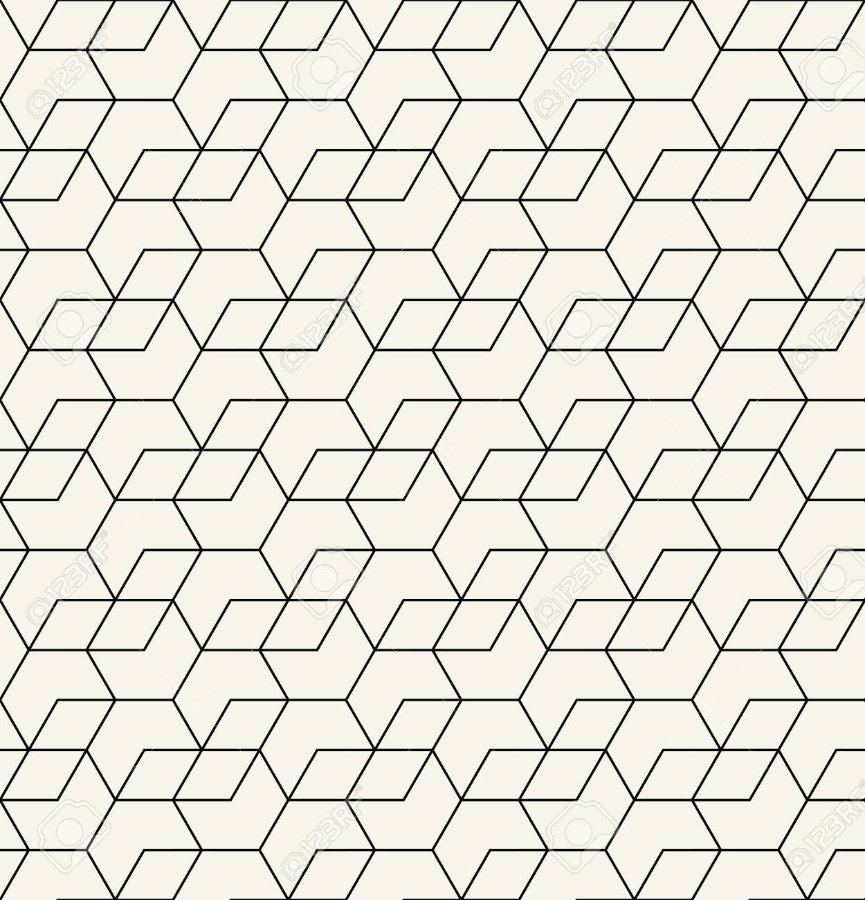 Hexagon Pattern Vector Awesome Ideas