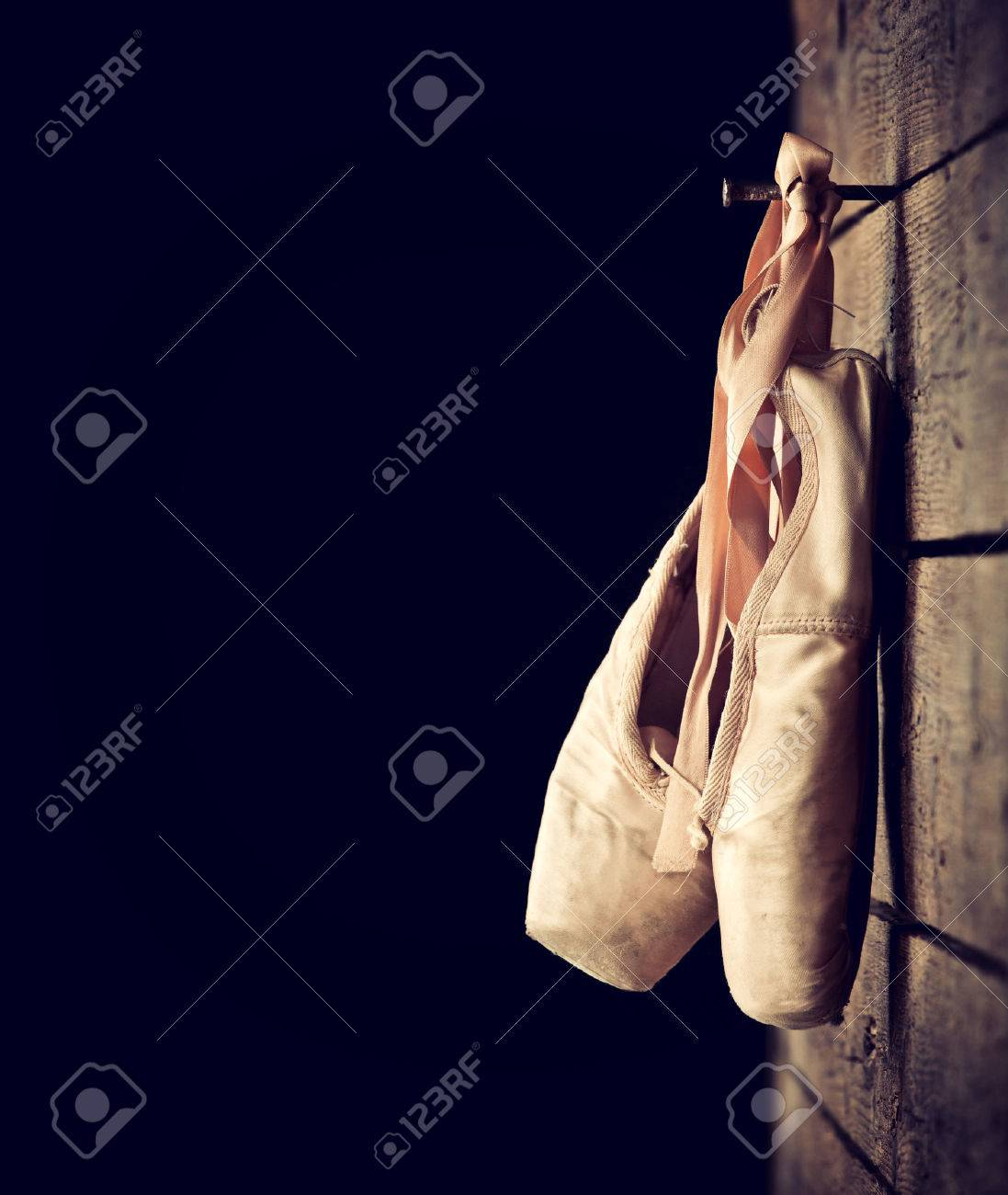Ballet Shoes Photography