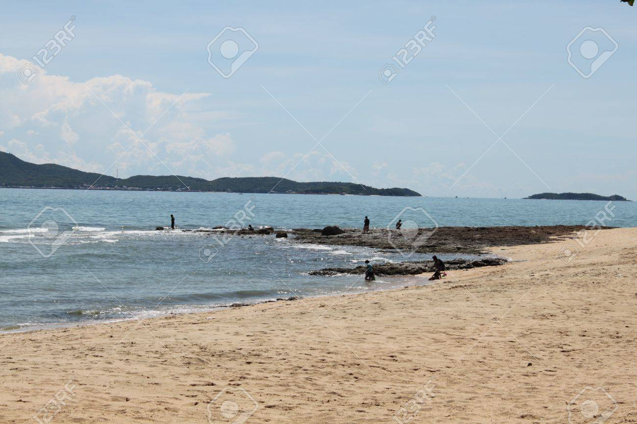 view of the island of Koh Samet,  Thailand Stock Photo - 13539234