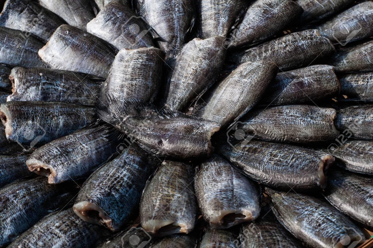Fish dry Stock Photo - 17200237