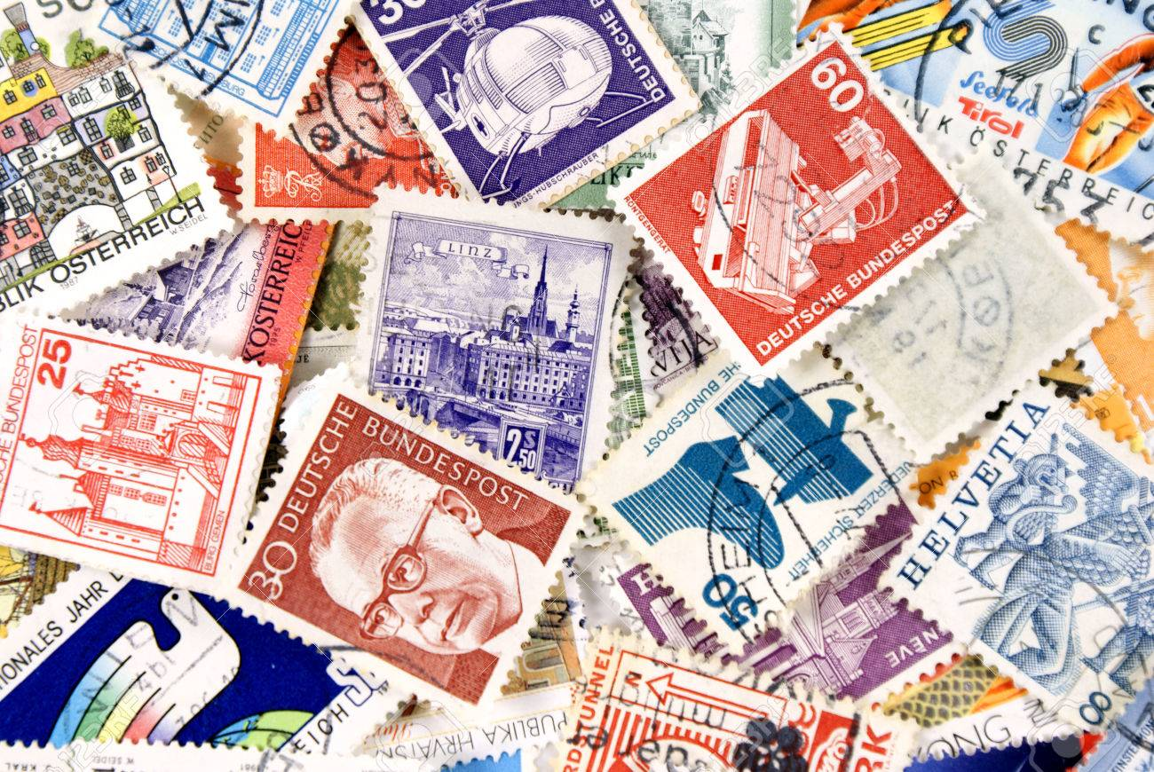 post stamps stock photo picture and royalty free image image 30442109
