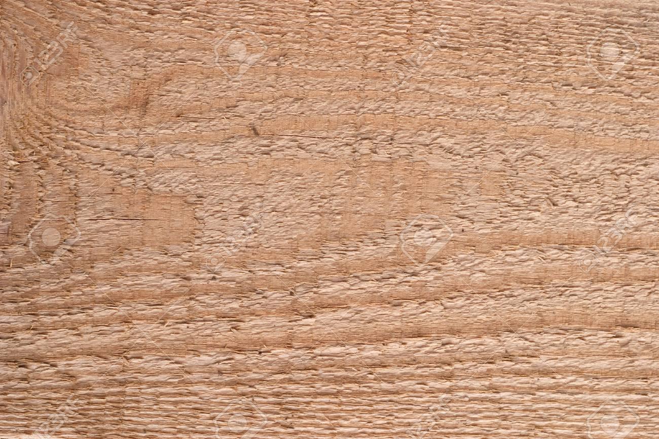 Le Fibre Del Legno la superficie di tavole in legno. uno può vedere le fibre del legno e le  tracce della movimentazione