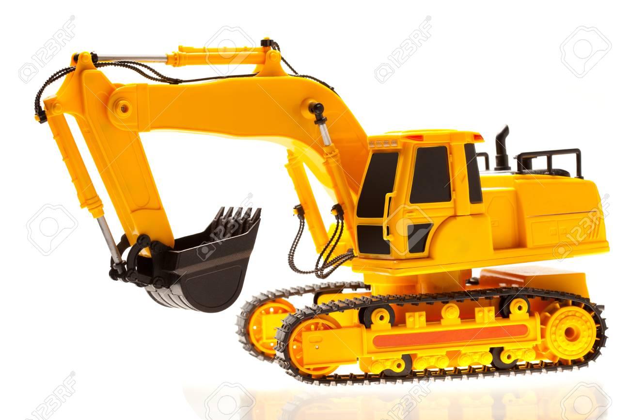 Excavator Stock Photo - 9491303