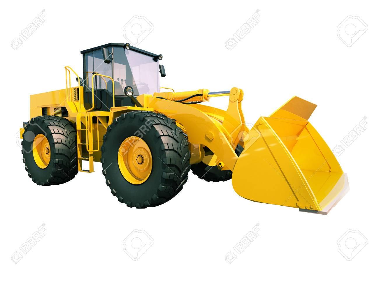 Front loader 46