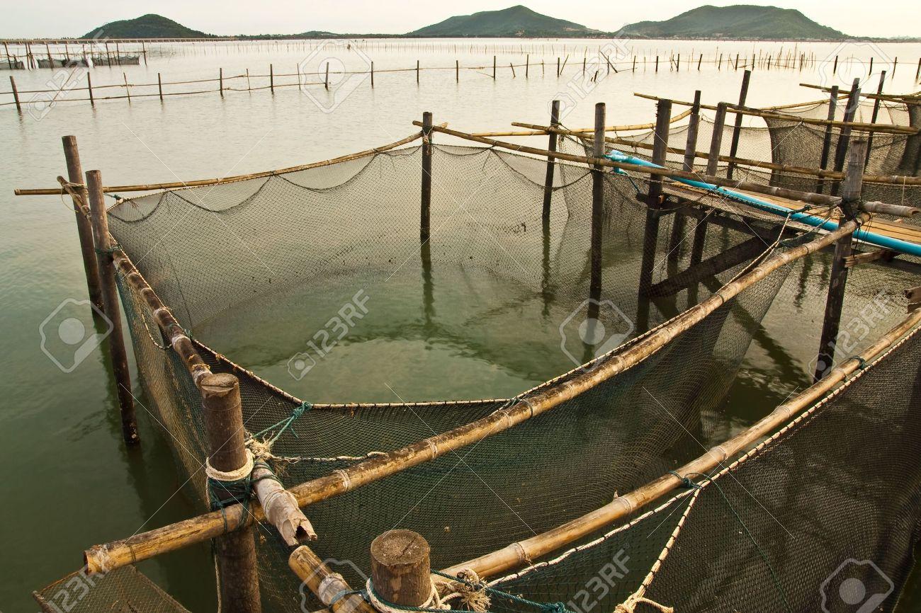 Wood bridge to fisherman house in sea, Yor island, Thailand Stock Photo - 5610012